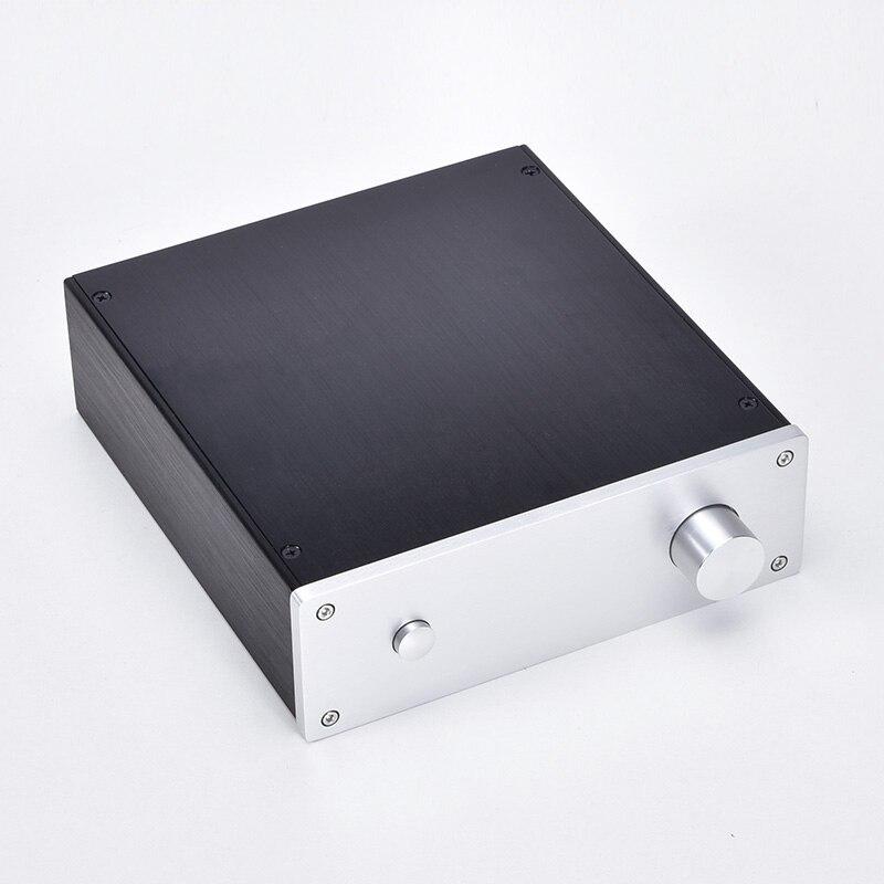 BRZHIFI BZ2207 serie aluminium fall für power verstärker kurze version