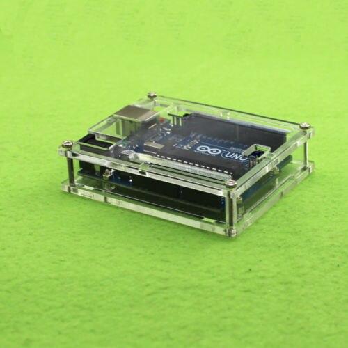 Akryl Box 1 sztuk przezroczysty akryl box obudowa przezroczysty case shell f