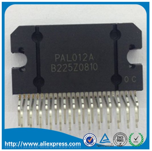 PAL012A audio amplifier module power amplifier IC chipPAL012A audio amplifier module power amplifier IC chip