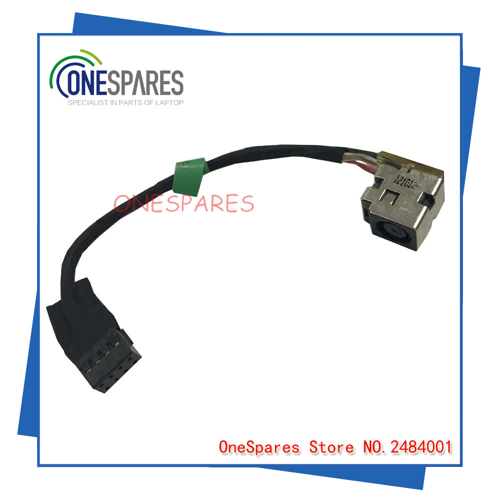 DC POWER JACK HARNESS IN CABLE Laptop FOR HP For ProBook 450 455 450-G1 710431-SD1 710431-FD1