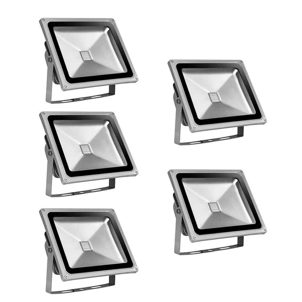 IP65 Wasserdicht 30 W LED Lampe Outdoor Garten Scheinwerfer Flutlicht RGB Landschaft Beleuchtung mit Fernbedienung
