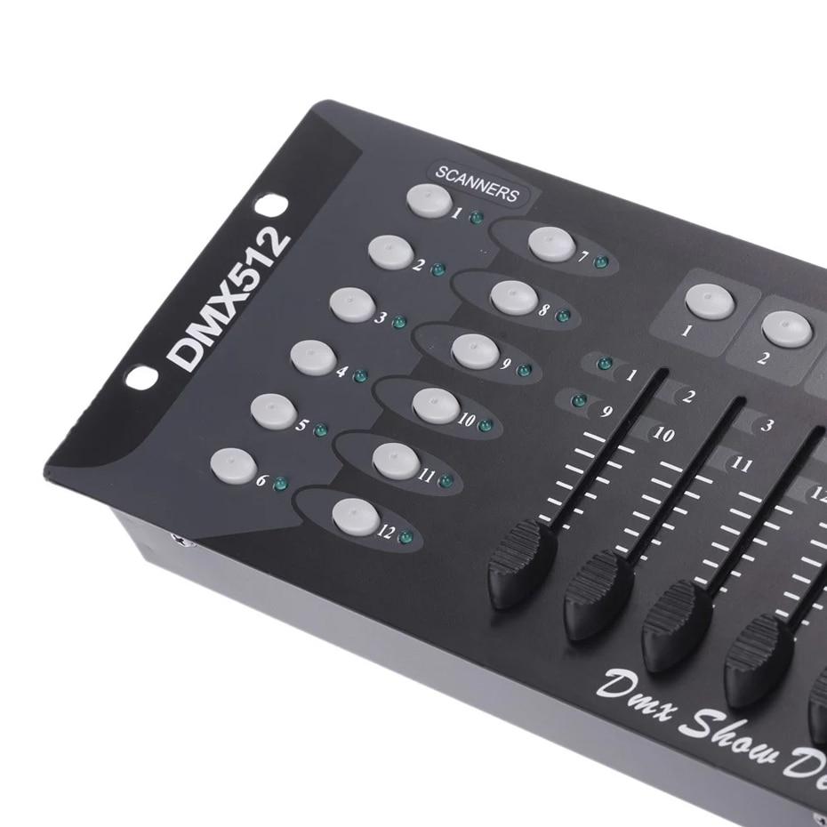 ALIEN 192 DMX Controller Stage Lighting DJ Equipment DMX Console for Disco Party LED Par Moving Head Laser Spot light Controller