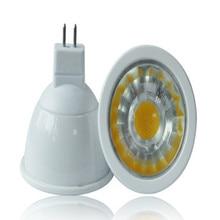 6pcs/lot LED Bulb Light Dimmable Non-dimmable LED 5W 450LM High Power MR16 GU10 E27 LED Spot Light Warm / Cold White Spotlight