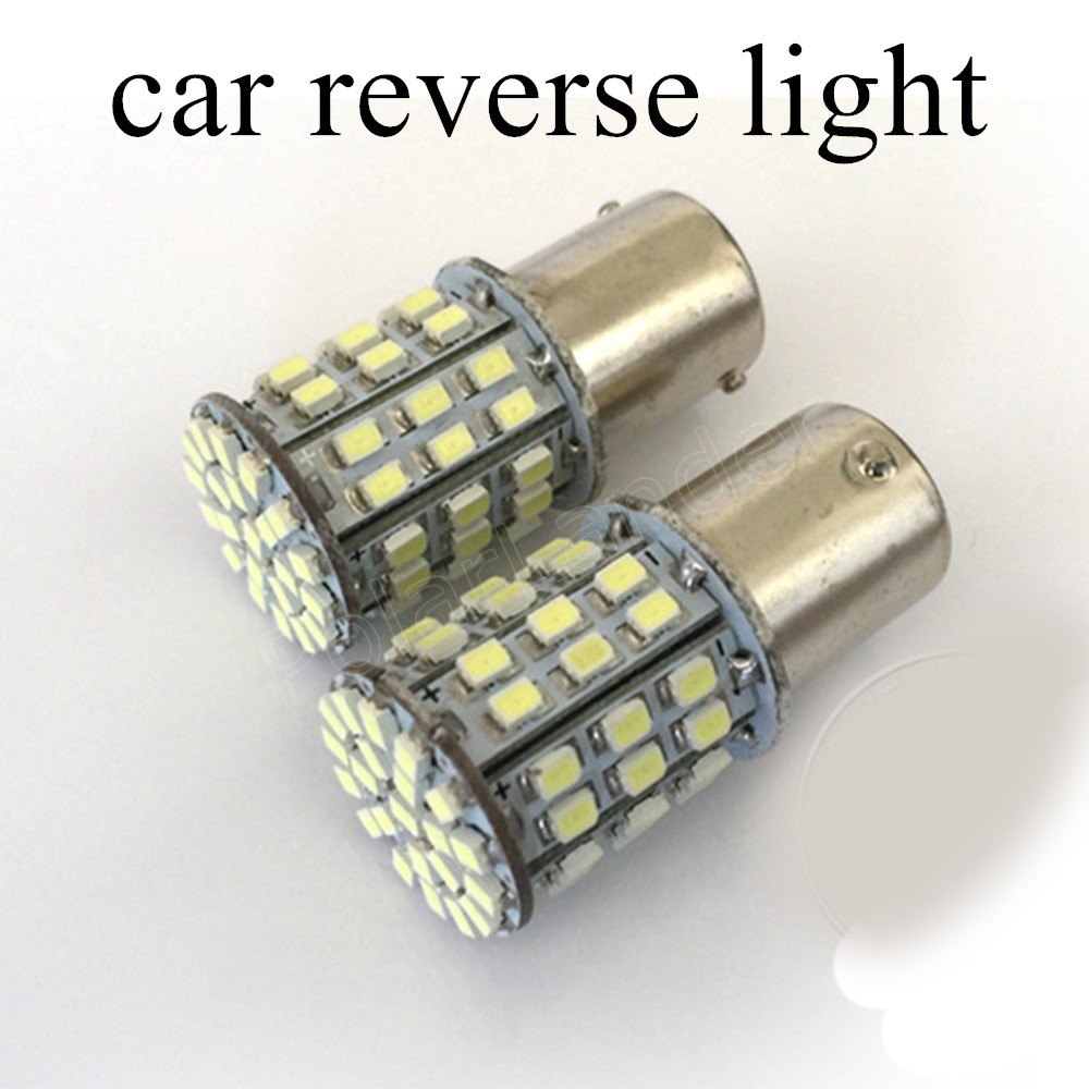 High Power one pair 12W Led Chip 64SMD 12W LED 168 194 Reverse Backup Light bulb Parking Car Led lights