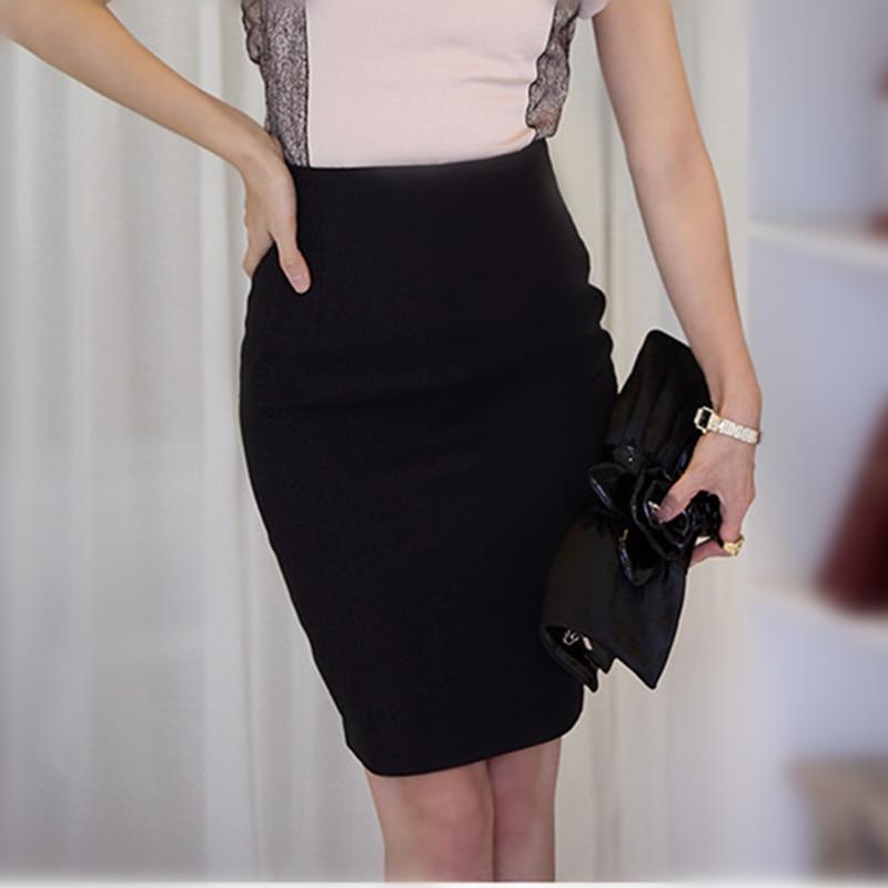 pencil skirt skirts womens falda saias jupe crayon faldas