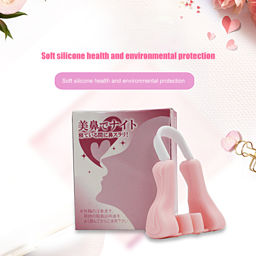 BOB Magic Nose Shaping Shaper Lifting Bridge Straightening Beauty Nose Clips Correction Tool Shaping Straightening Makeup Nose in Face Skin Care Tools from Beauty Health