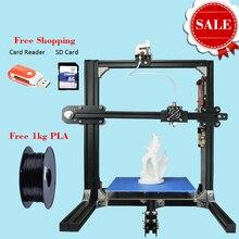 3D Принтер Профессиональный Производитель Цветной Сенсорный Экран Гибкий Накаливания Высокая Точность Подогрев Платформы Может Напечатать Многоцветный