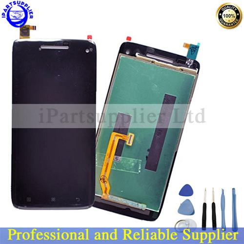 100% New For Lenovo S960 LCD Display Screen With Touch Digitizer Assembly, Free shipping bort bhd 901