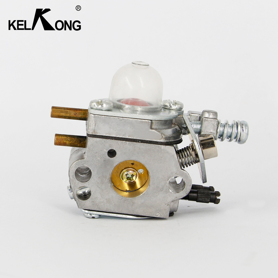 купить KELKONG New Carburetor Carb for Zama C1U-K52/C1U-K47 fits For Echo GT2000 GT2100 SRM2100 String Free Shipping по цене 645.3 рублей