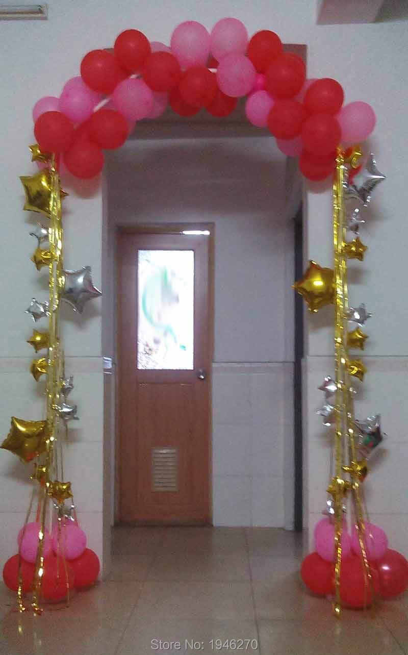 Balloon arch DIY wedding decorations Party Supplies Home&Garden ...