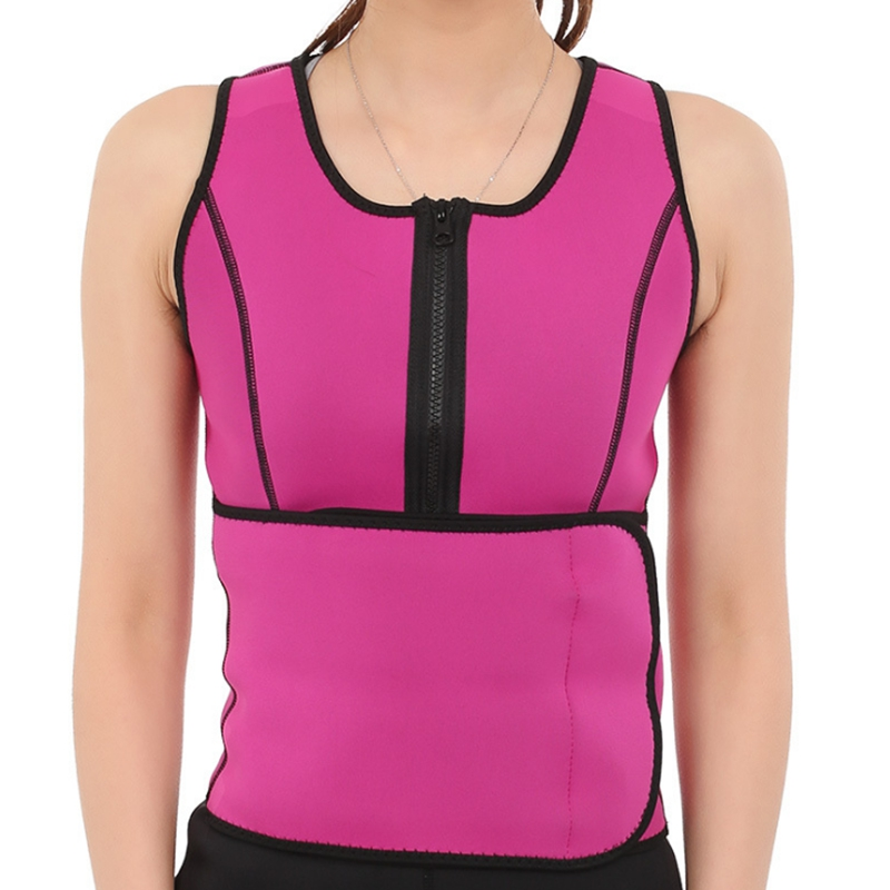Hot Neoprene Waist Adjustable Belt Sweat Sauna Slimming Belt Body Shaper Waist Trainer Vest Workout Shapewear Dropshipping 2