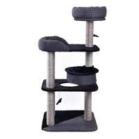 New Arrival Pet Interesting Toy Cat Climbing Tree Kittens Scratching Post Endurable High Quality Fashionable And