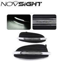 Super White Car LED Daytime Running Lamp DRL Fog Light For Benz Vito V Class V250