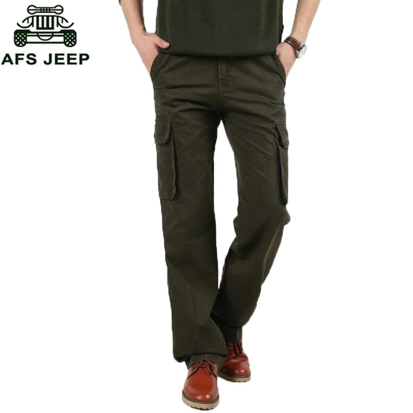 Popular Men's Black Cargo Pants-Buy Cheap Men's Black ...
