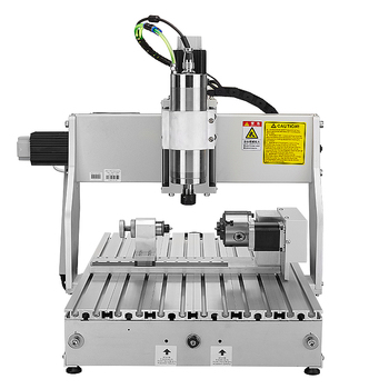 4 Axis Industrial CNC Router Mini CNC 6040 2200W Spindle Metal Cutting Engraving Machine March3 ER20 Collect With Handwheel 2