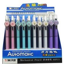30pcs/lot Colorful Kawaii Pencil Clock Activity Automatic Party Favor Supplies Student Kids Gift