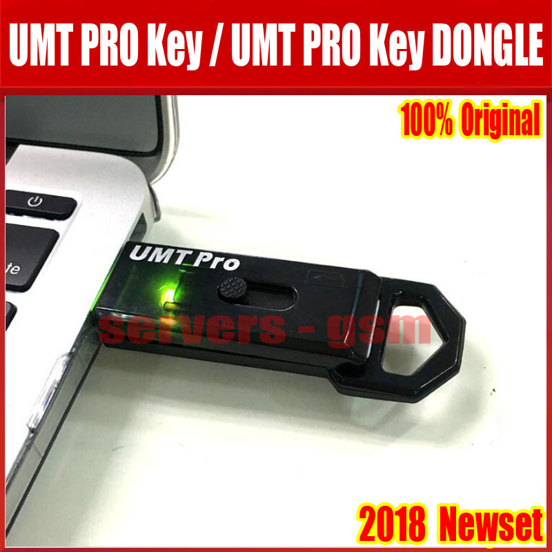 Low Cost 2019 Newest 100% Original UMT Pro Key Dongle ( UMT+Avengers 2in1  Dongle )Free Shipping