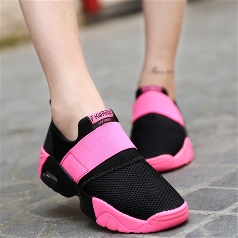 2018 Sneakers women Size 35-44 Lovers Running shoes for Men Unisex Air damping Outdoor Sports Shoes Trainers woman and men arena
