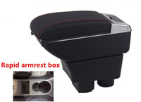 for Skoda Rapid armrest box
