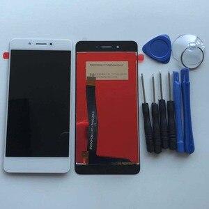 Image 5 - テスト OK Huawei 社 P9 Lite スマート DIG L03 DIG L22 DIG L23 Lcd ディスプレイ + タッチスクリーンデジタイザ国会 + フレーム (なし P9 Lite)