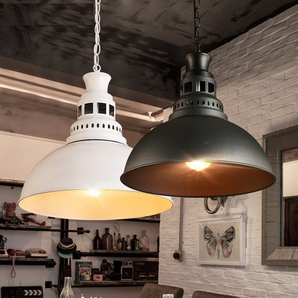 Nordic Loft Style Edison Droplight Industrial Vintage Pendant Light Fixtures For Dining Room RH Hanging Lamp Lustres De Sala рисуем по точкам 1 15