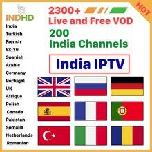 IP TV India IPTV Subscription EX-YU Arabic Italy Pakistan Turkish Italian Canada Free Test Code for Android