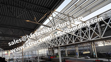 Steel Structure Factory Manufacturer in China and Structural Steel Fabrication Supplier Chinese Company