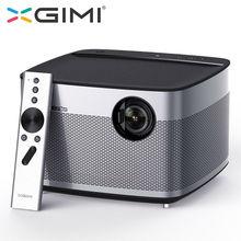 300 pulgadas H1 XGIMI Internacional Versión Soporte 3D HD Completo 4 K 3 GB RAM Android Bluetooth Mini Cine En Casa DLP Proyector Beamer