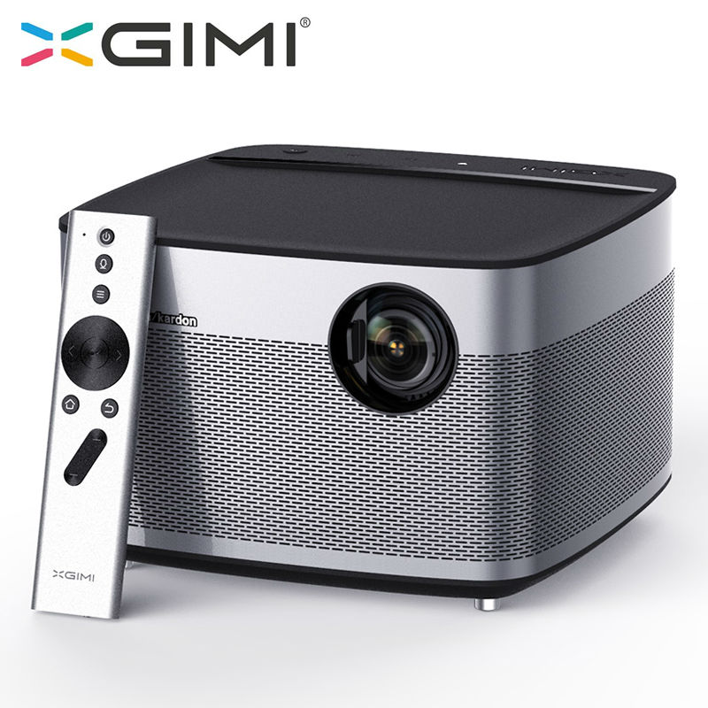 300inch XGIMI H1 International Version Full HD 3D Support 4K 3GB RAM Android Bluetooth Mini Home Theater DLP Projector Beamer