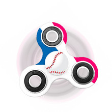 อยู่ไม่สุขปั่นสามเหลี่ยมนิ้วเดียวบีบอัดGyroมือปั่นปลายนิ้วGyroความเครียดบรรเทาโฟกัสของเล่น