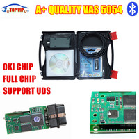 DHL A VAS 5054A Quality Assurance Affordable Full Chip Bluetooth OKI Chip Support UDS ODIS 4