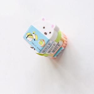 Image 4 - 24 pcs/lot Creatures Tuanzi Family Sumikko Gurashi Eraser Rubber Eraser Primary Student Prizes Promotional Gift Stationery