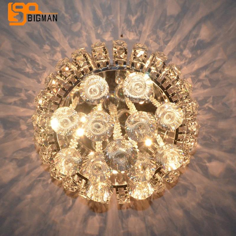 Wonderlijk Nieuwe mooie ontwerp kristal plafondverlichting moderne LED DF-09