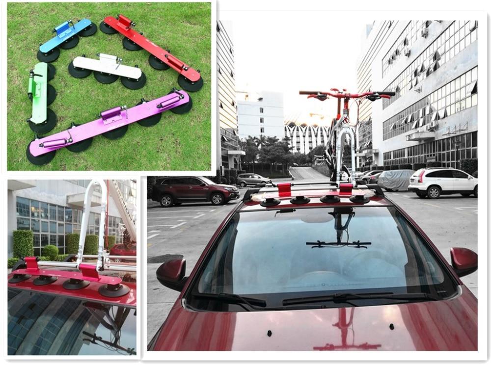 Sale Roof Sucker Bicycle Travel Bracket Road Mountain Bike Adapter Bracket For Giant Or Merida