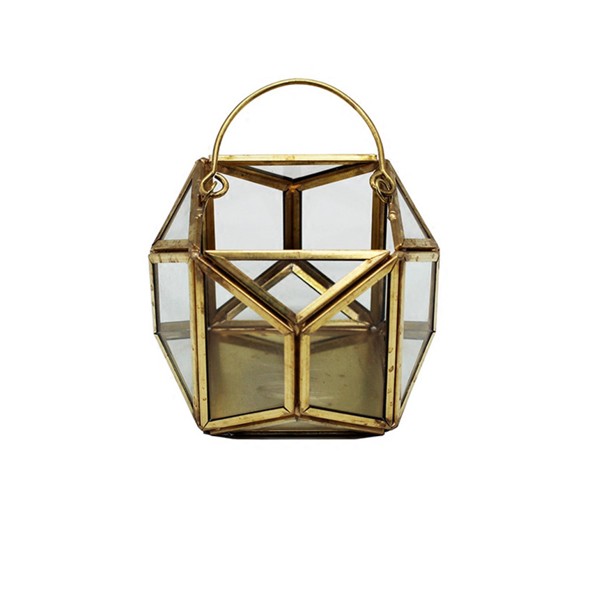 Geometry candle holder candelabros decorativos de velas candlestick candle lantern wedding centerpieces candles home decoration in Candle Holders from Home Garden