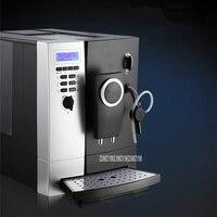 CLT13 19Bar 2L otomatik Espresso kahve makinesi kahve çekirdeği değirmeni süt kabarcık Cafe Mocha Cappuccino İtalyan kahve makinesi