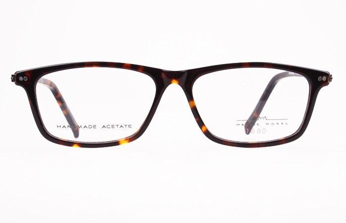 marius morel 1880 2207m eyeglasses frameacetate framesstylish retro type glasses frame in eyewear frames from mens clothing accessories on - Morel Frames
