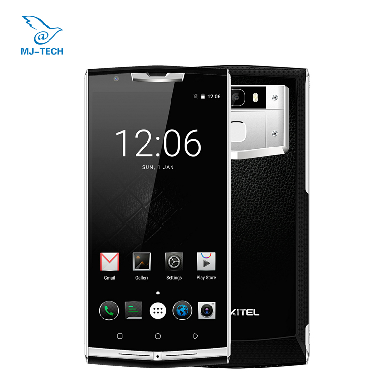 "Oukitel K10000 Pro MT6750T Octa Core Android 7.0 3G RAM 32G ROM 5.5"" 13.0MP 10000mAh Battery Fingerprint Smartphone"