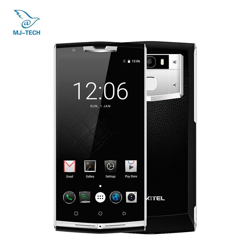 "bilder für Oukitel K10000 Pro MT6750T Octa-core Android 7.0 3G RAM 32G ROM 5,5 ""13.0MP 10000 mAh Batterie Fingerabdruck Smartphone"