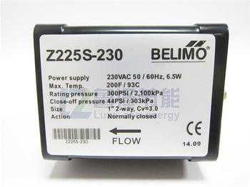 Z220S-230 Z225S-230 two fan coil electric valve solenoid valve
