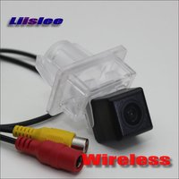 Liislee For Mercedes Benz S Class W221 Wireless Car Back Up Camera / Reverse Parking Camera / Night Vision / Easy Installation
