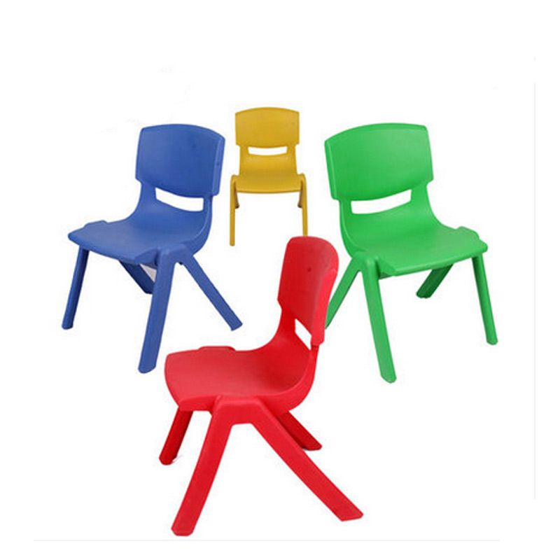 Amazing Children Thick Green Plastic Chairs Desks And Kindergarten Onthecornerstone Fun Painted Chair Ideas Images Onthecornerstoneorg