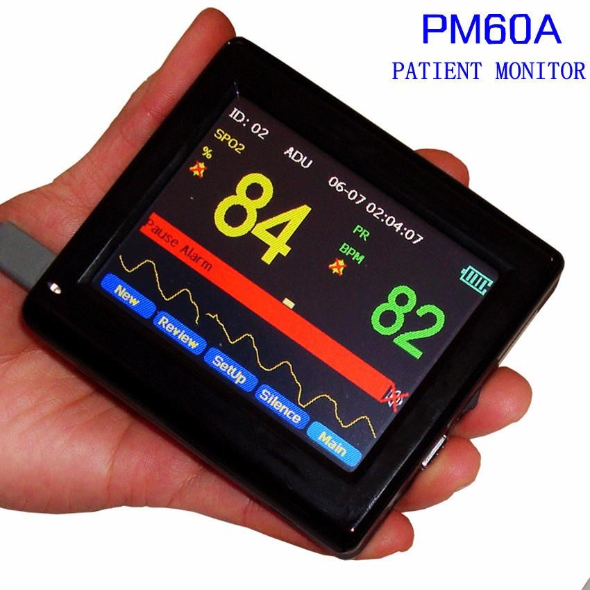 PM60A-Handheld-Medical-Health-Pulse-Oxygen-Saturation-SPO2-Monitor-PR-Monitor-Oximeter-Touch-Screen-Oximetry-Oximetro