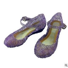 Anna & Elsa Cosplay Party Shoes