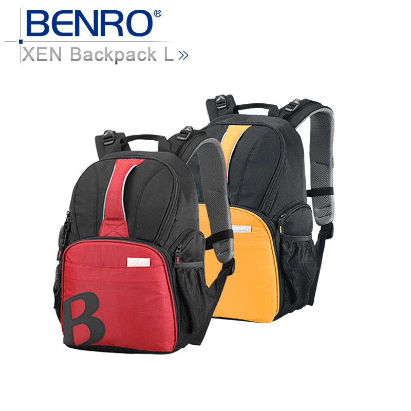 Benro XEN Backpack L double-shoulder camera bag slr camera bag chromophous benro xen shoulder bag s
