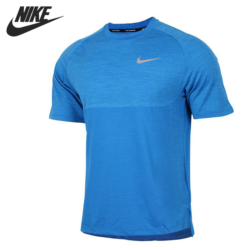 Original New Arrival 2018 NIKE DRY MEDALIST TOP SS Men's T-shirts short sleeve Sportswear сетевое зарядное устройство orico dcw 4u bk 4 usb 9 6a черный