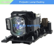 Brand New DT01025 Projector Lamp FOR HITACHI CP-X4011N/CP-X4014WN/ED-X45/CP-WX3011/CP-X2510E/CP-X2510EN/CP-X3010E with housing все цены