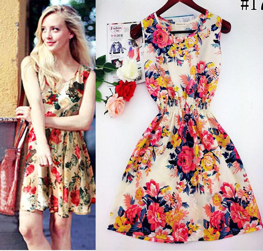 2015 Spring Summer Dresses