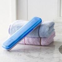 Portable UV Toothbrush Sanitizer Sterilizer Cleaner Storage Oral CareTravel New