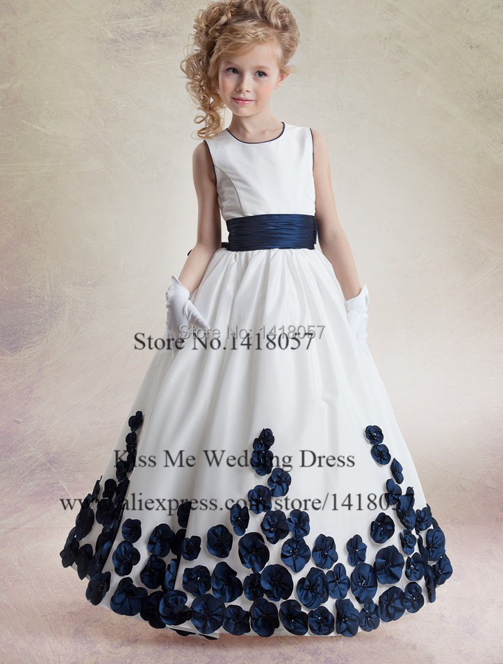 Dark Blue Junior Dresses